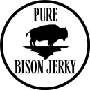 Pure Bison Jerky Logo